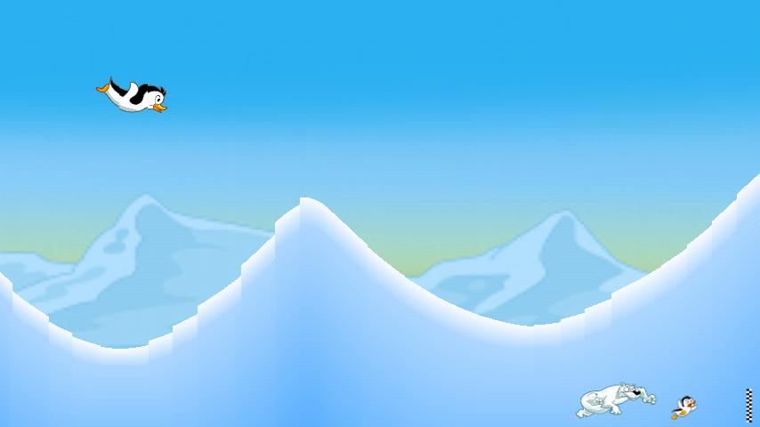 androidアプリ フライングペンギンベストフリーゲーム攻略スクリーンショット4