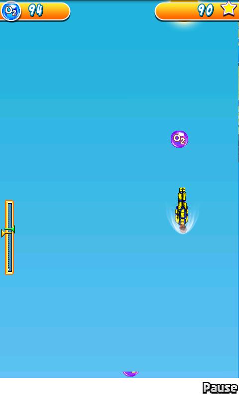 androidアプリ スカイダイビングチャレンジ攻略スクリーンショット3