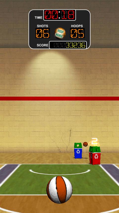 androidアプリ バスケットボール ダンカデリック攻略スクリーンショット4