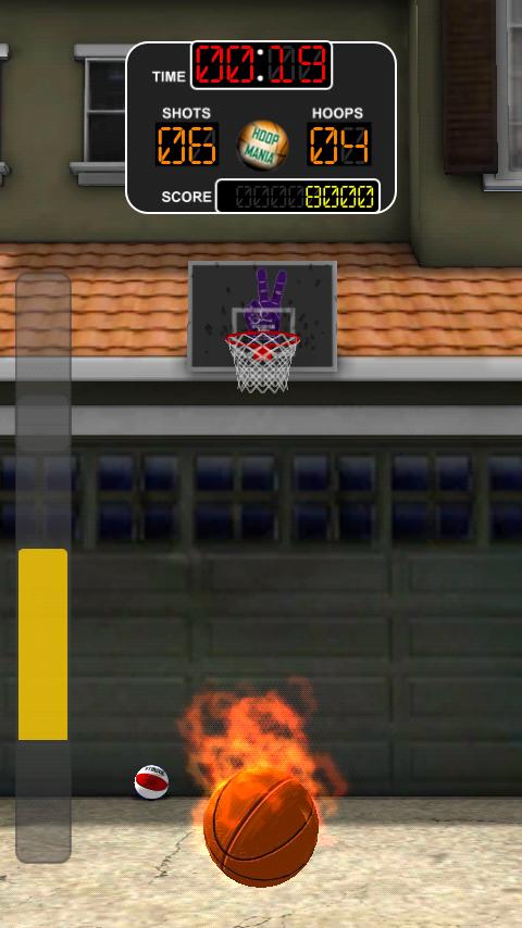 androidアプリ バスケットボール ダンカデリック攻略スクリーンショット5