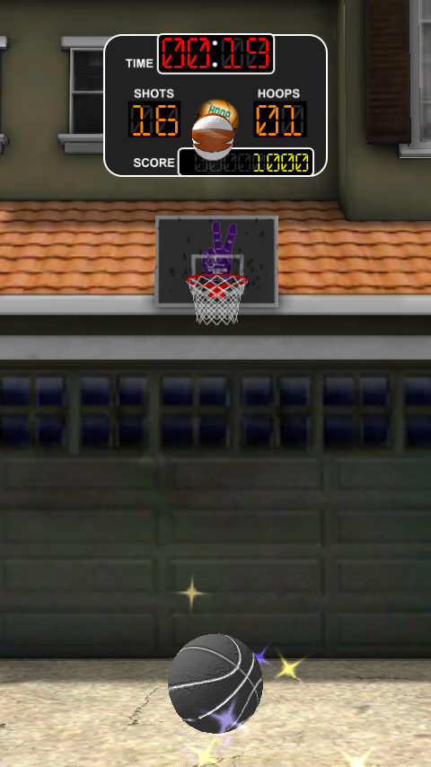 バスケットボール ダンカデリック androidアプリスクリーンショット2