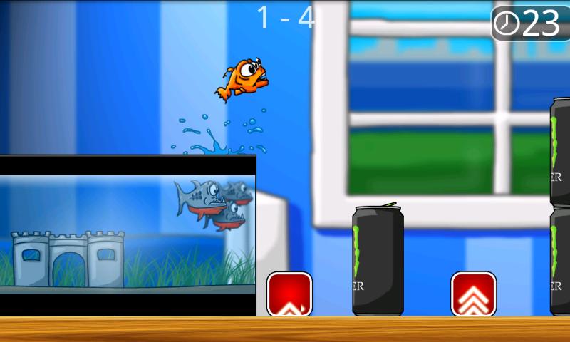 androidアプリ セイブ ザット フィッシュ攻略スクリーンショット2