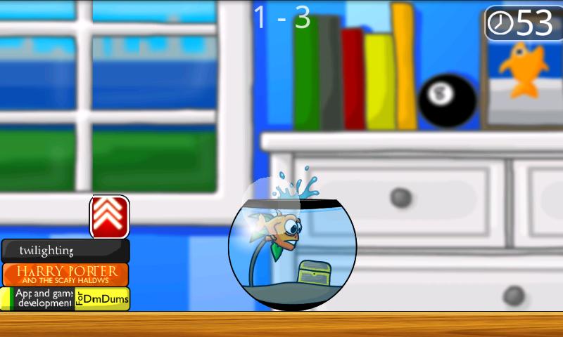 セイブ ザット フィッシュ androidアプリスクリーンショット1