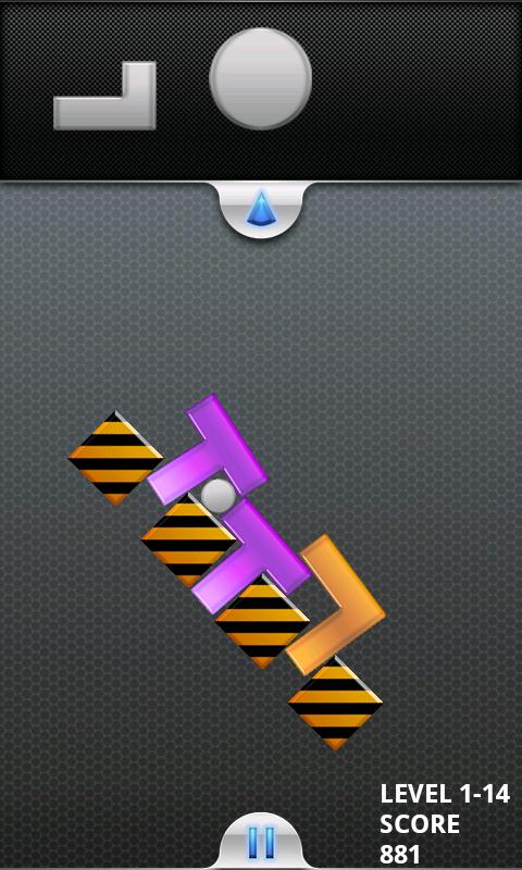 バランスイット!HD androidアプリスクリーンショット1