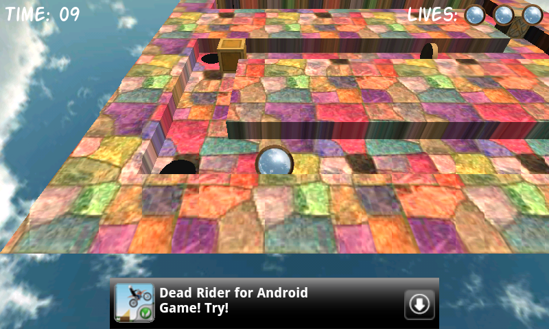androidアプリ ロックンボール フリー攻略スクリーンショット1