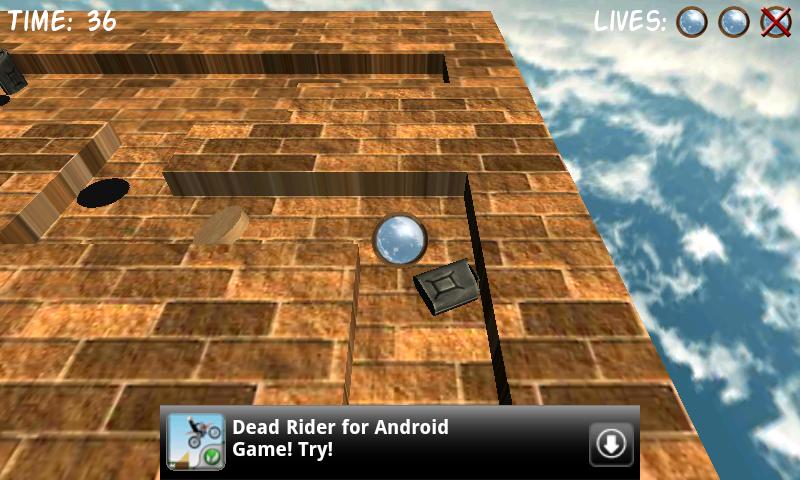 androidアプリ ロックンボール フリー攻略スクリーンショット2
