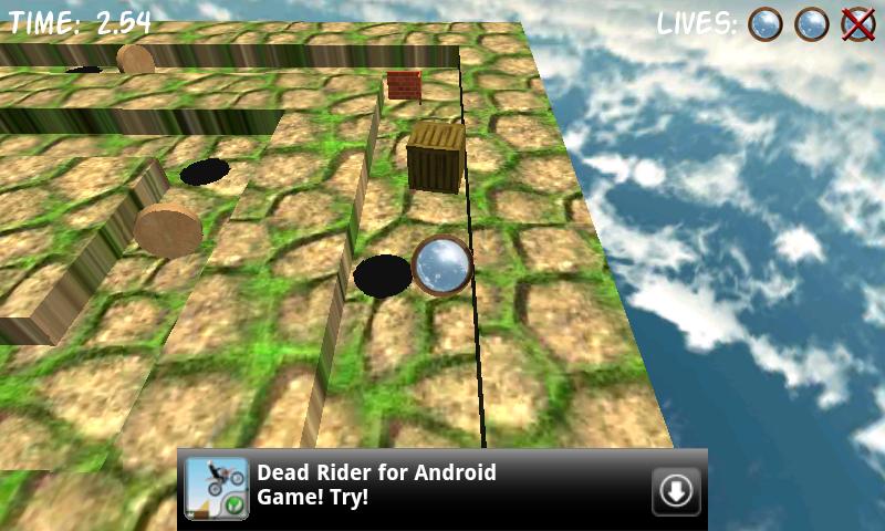 androidアプリ ロックンボール フリー攻略スクリーンショット3