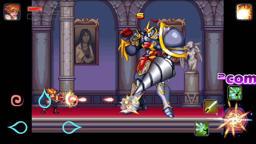 RPG 俺は魔王だ! androidアプリスクリーンショット1