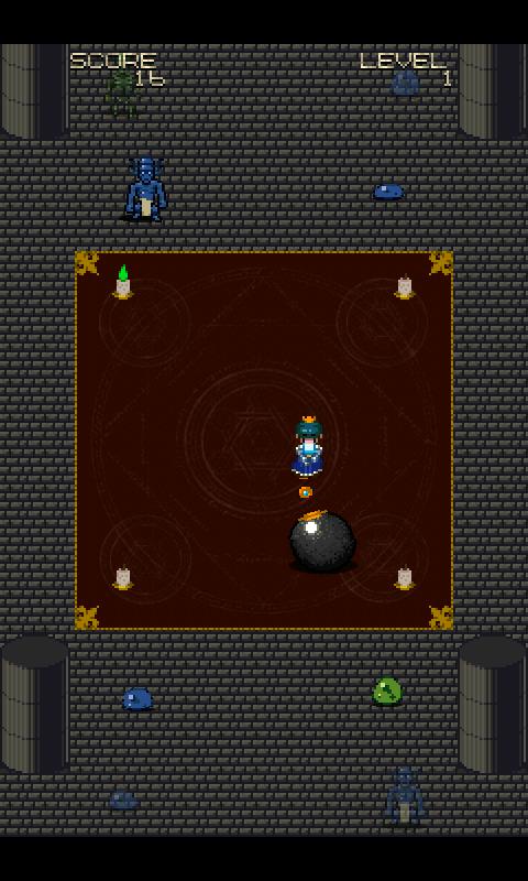 androidアプリ 鉄Qプリンセス攻略スクリーンショット2
