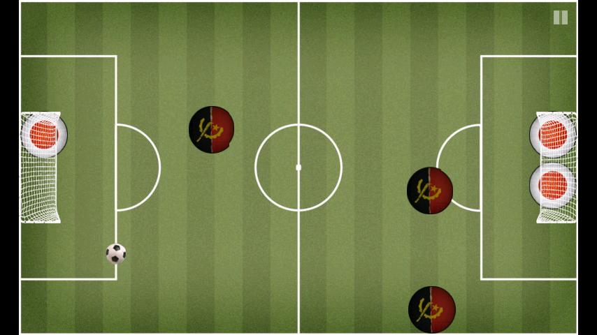 androidアプリ ポケットサッカー攻略スクリーンショット3