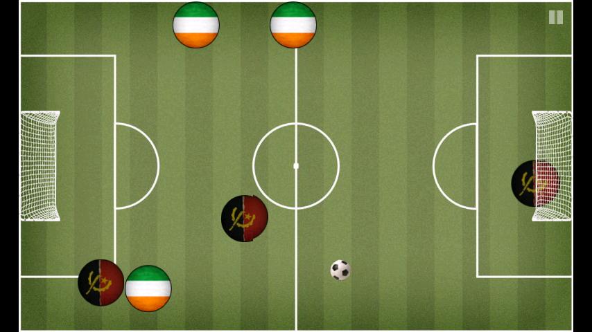 androidアプリ ポケットサッカー攻略スクリーンショット4