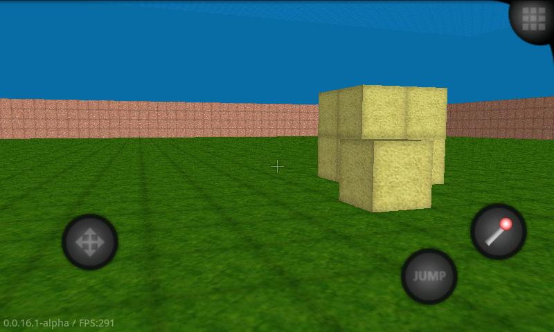 ブロックワールド androidアプリスクリーンショット1