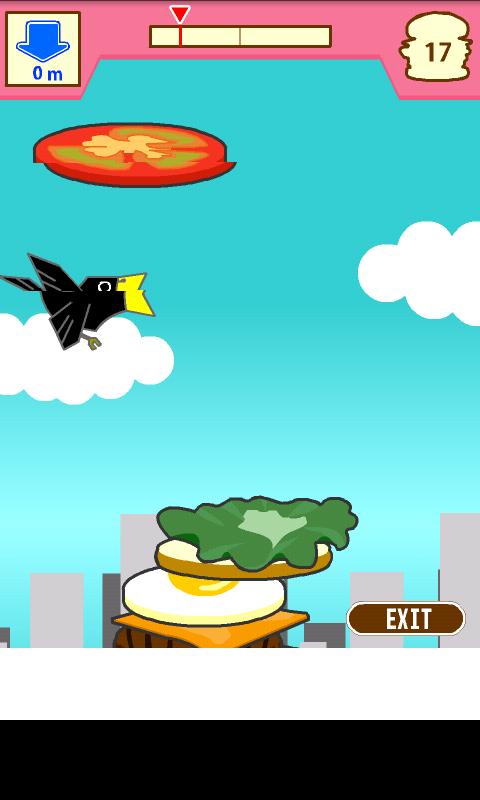 androidアプリ 積んでけハンバーガー攻略スクリーンショット5