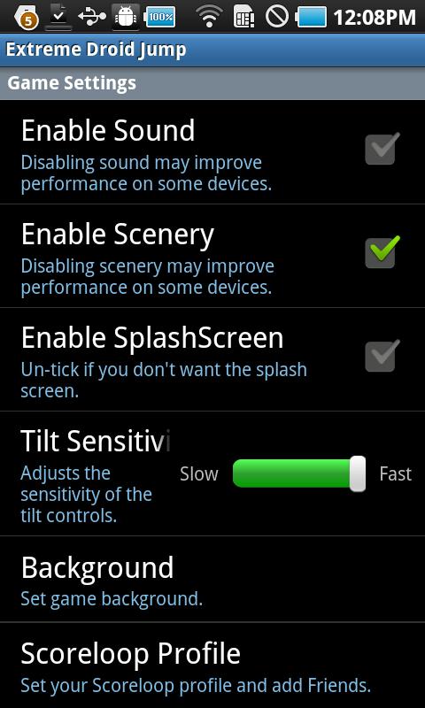 androidアプリ 極端なドロイドジャンプ攻略スクリーンショット5