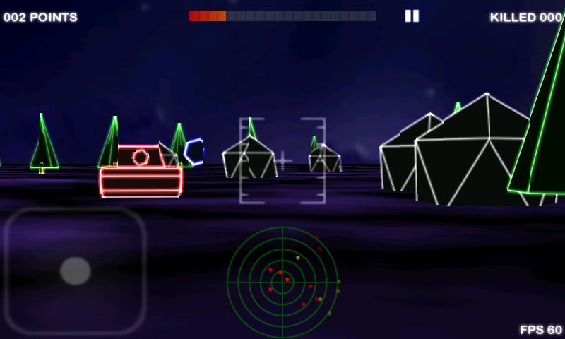 タンク! androidアプリスクリーンショット1