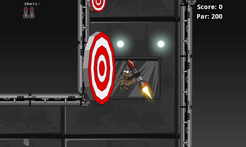androidアプリ ロケットイタチ攻略スクリーンショット5