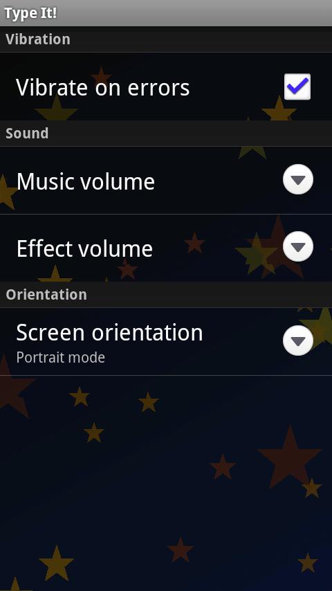 androidアプリ タイプイット!攻略スクリーンショット5