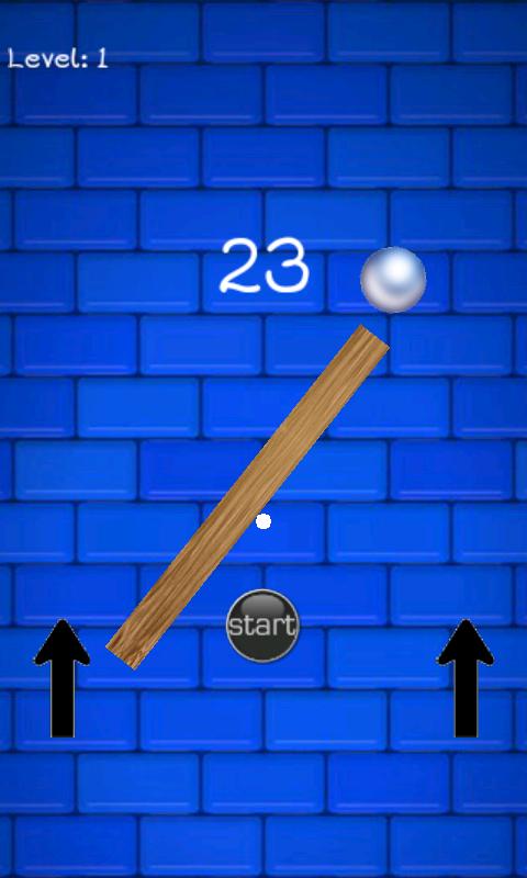 androidアプリ グレビティーバランサー攻略スクリーンショット3