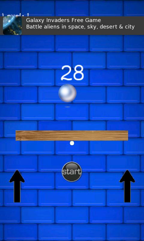 グレビティーバランサー androidアプリスクリーンショット1