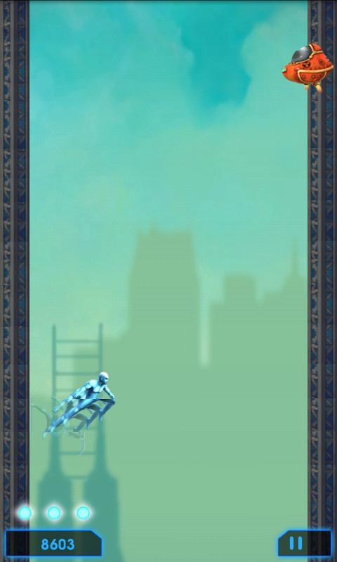 シティージャンプ :ストライクバック androidアプリスクリーンショット1