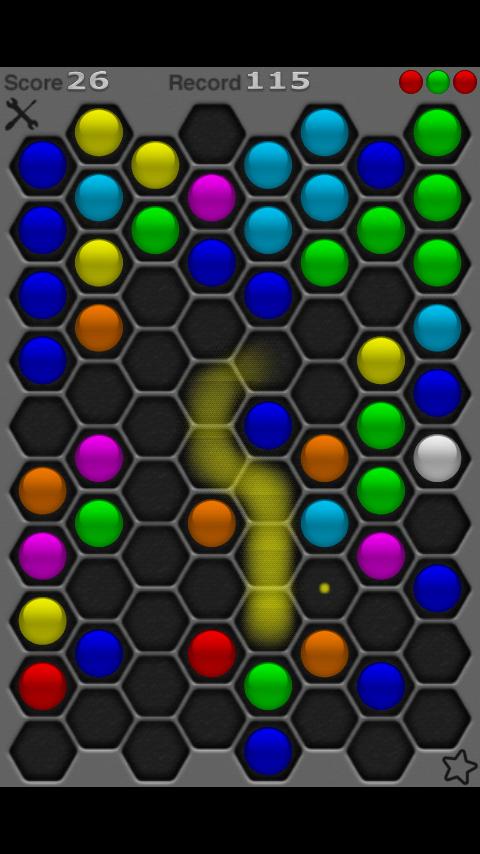 ビーセルズ ライト androidアプリスクリーンショット1