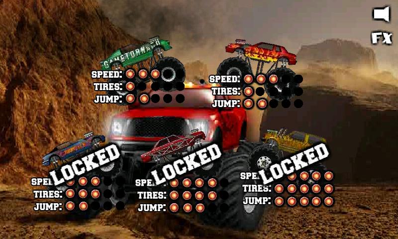 トラックデモリッシャー ライト androidアプリスクリーンショット2