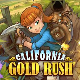 カリフォルニア ゴールドラッシュ!