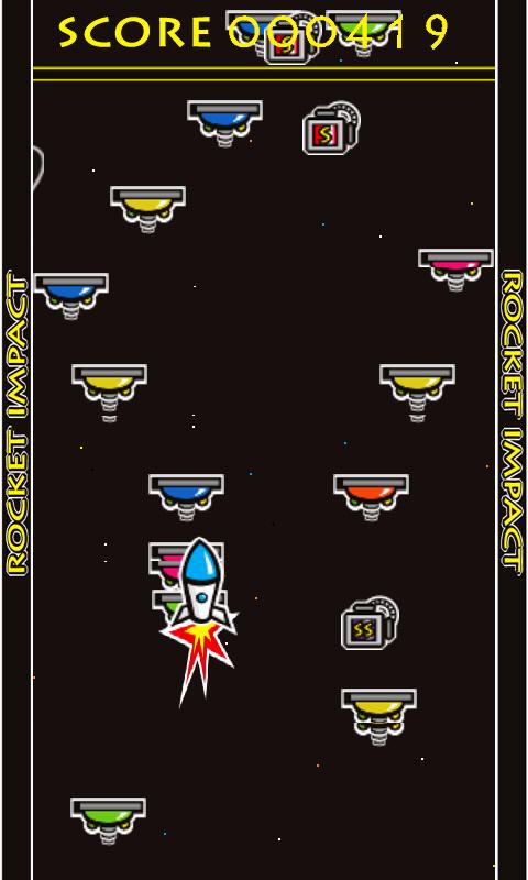 ロケットインパクト androidアプリスクリーンショット1