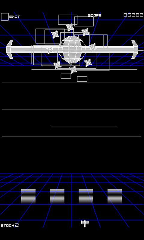 androidアプリ スペースインベーダー インフィニティージーン攻略スクリーンショット5