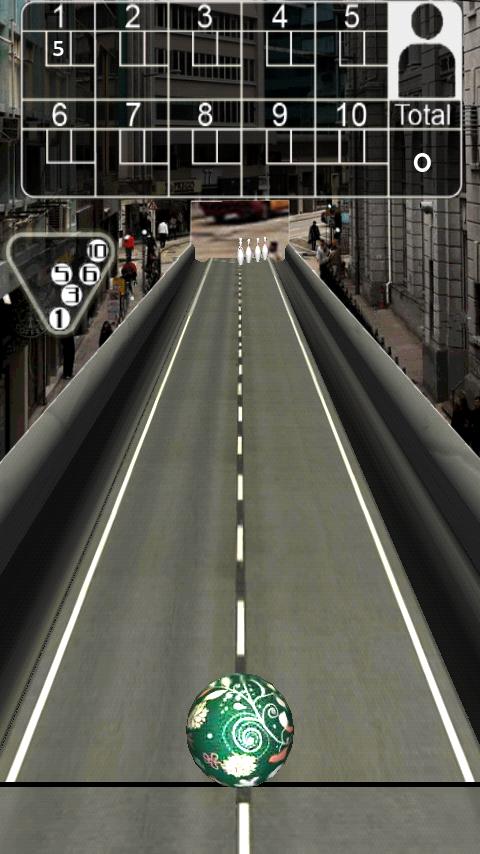 ボウリング 3D Bowling androidアプリスクリーンショット2
