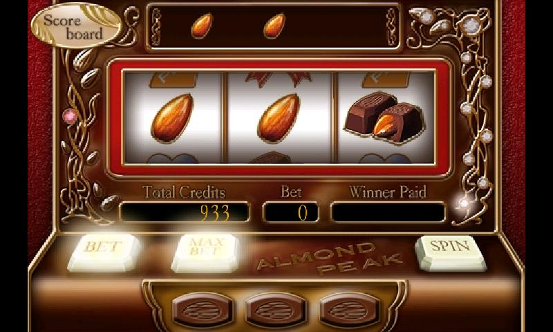 アーモンドピーク スロット androidアプリスクリーンショット1