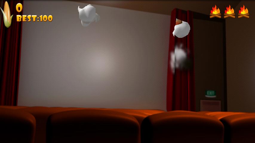 クレイジーコーンズ 3D HD フリー androidアプリスクリーンショット1