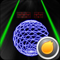フリーランニング 3D - グロウボール