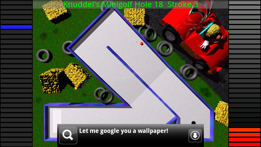 androidアプリ カドリーズミニゴルフ攻略スクリーンショット3