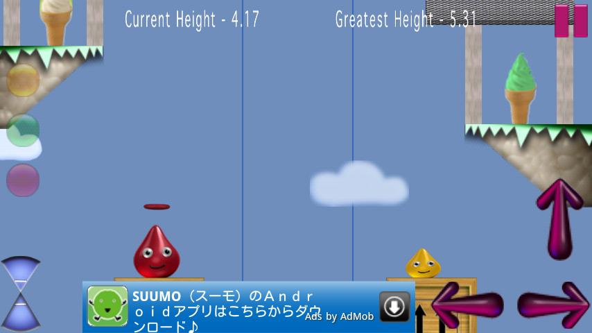 ゼリーレスキュー フリー androidアプリスクリーンショット2