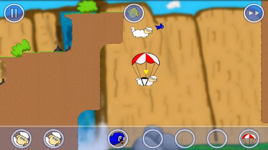 androidアプリ メイヘム: ロストシープ ライト攻略スクリーンショット2