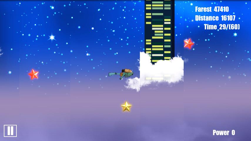 ジェット 飛ぶ(II) androidアプリスクリーンショット2