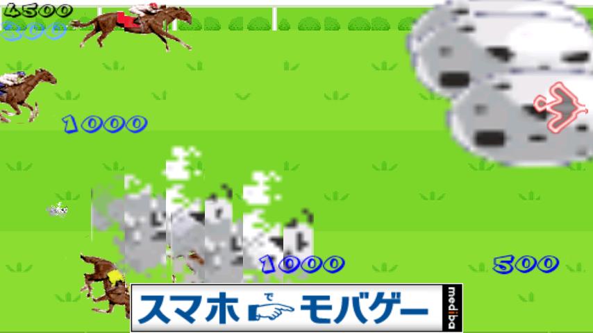androidアプリ ハチャメチャ!糞闘ダービー!攻略スクリーンショット3