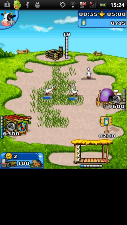 ファームフレンジー~牧場は大さわぎ!~ androidアプリスクリーンショット1