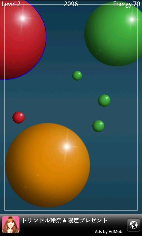 バブルス androidアプリスクリーンショット2