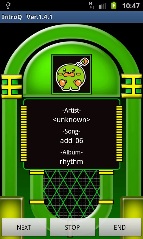 androidアプリ イントロQ攻略スクリーンショット4