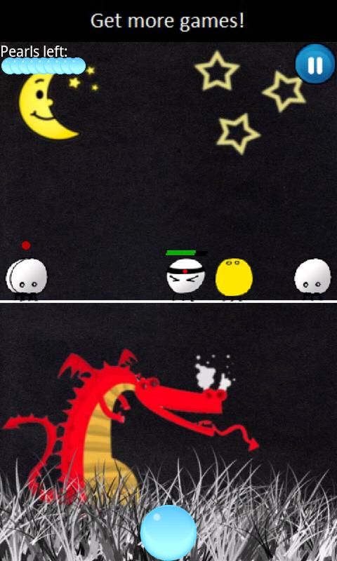 androidアプリ エイリアン フェイスボール攻略スクリーンショット3