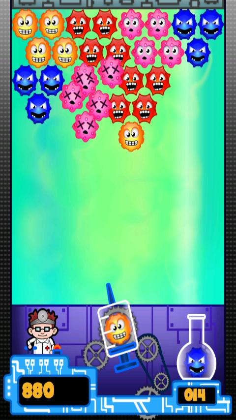 ドクターバブル (Doctor Bubble) androidアプリスクリーンショット1