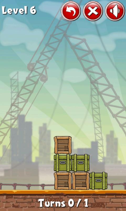 androidアプリ ムーブ ザ ボックス攻略スクリーンショット2