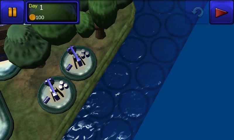 androidアプリ グレイト リトル ウォー ゲーム攻略スクリーンショット2