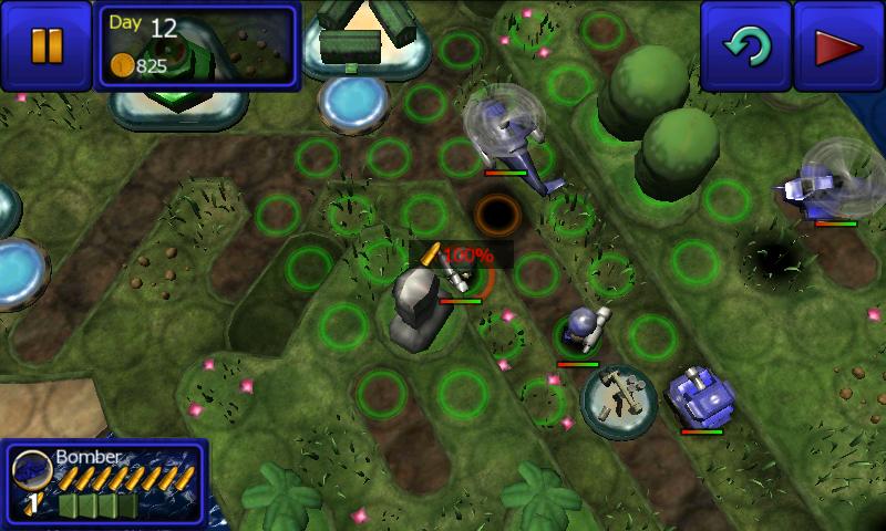 グレイト リトル ウォー ゲーム androidアプリスクリーンショット1