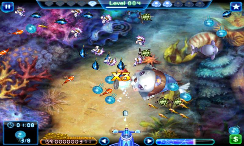どんな魚 HD androidアプリスクリーンショット1