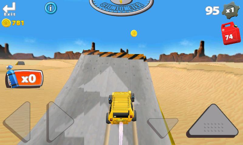 ドゥーンライダー androidアプリスクリーンショット1