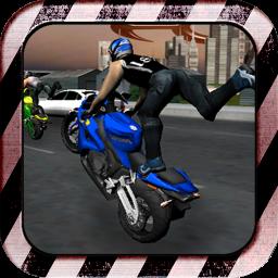 レーススタントファイト!オートバイ