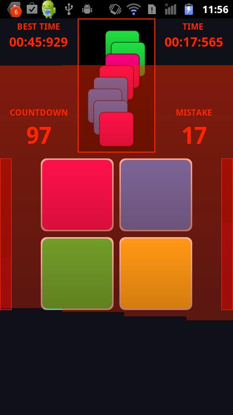 androidアプリ 最速王攻略スクリーンショット2